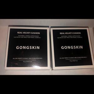 Gong skin Red Velvet Cushion foundation.